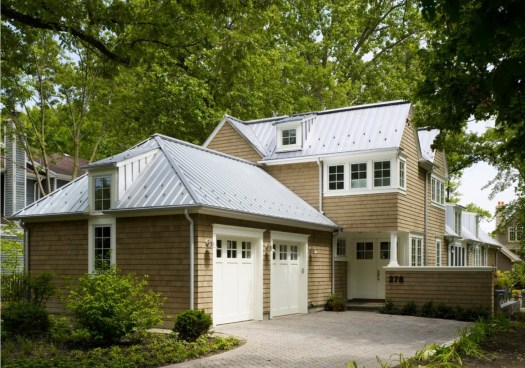 Metal Shingles Vs Standing Seam Metal Roof Costs 2019