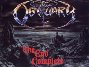 obituary-the end complete