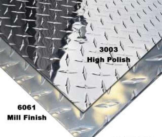 Aluminum Diamond Plate