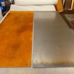 Steel Kitchen Table Hood Vents Corten Sheet | Metal Sheets Limited
