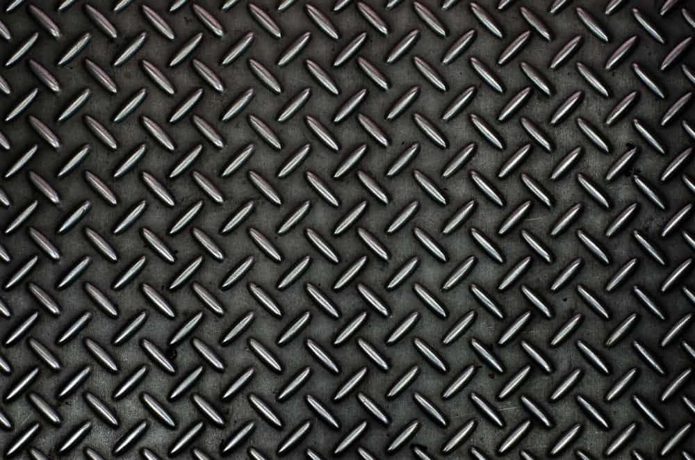 Black Diamond Plate Wallpaper Quality Mild Steel Floor Plate Order From Metal Supplies