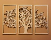 Metal Tree Wall Art Gallery