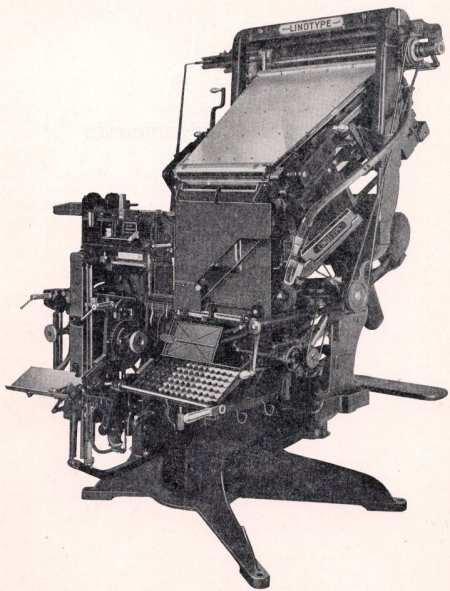 Linotype Model 31