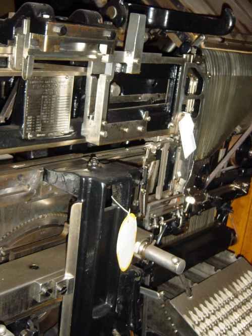 Linotype Model 4