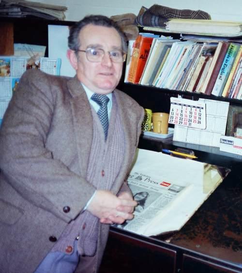 Ian Cottom