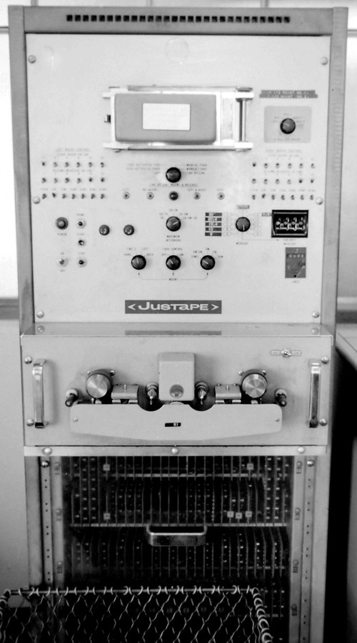 TTS computer, for punched tape