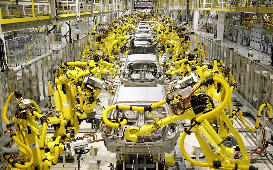 industrial robotics market research