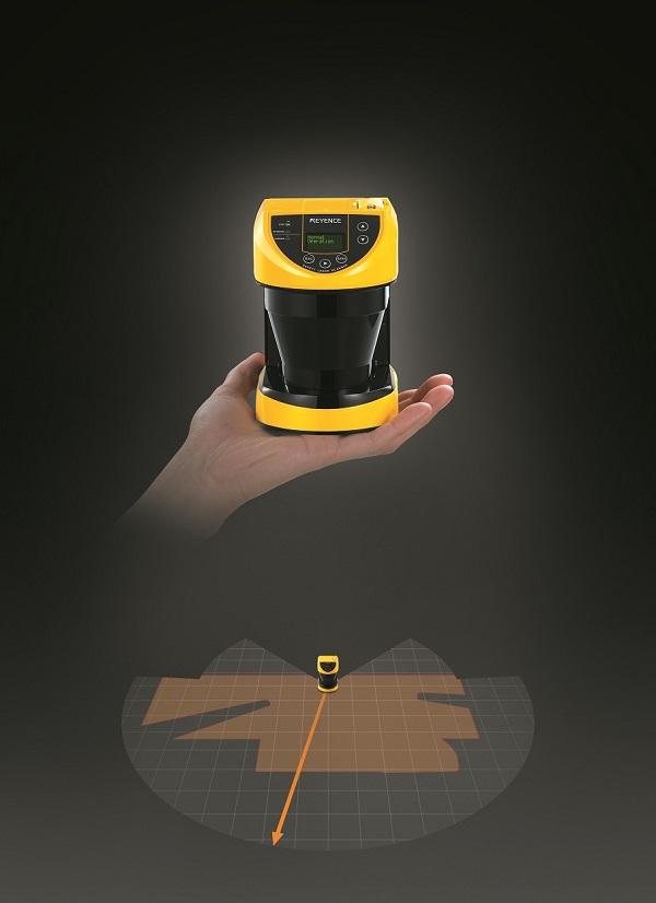 Safety Laser Scanner from Keyence  Metal Working World Magazine