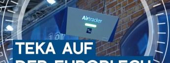 Digitalisierung: Das kann Tekas Airtracker | Euroblech 2018 | METAL WORKS-TV