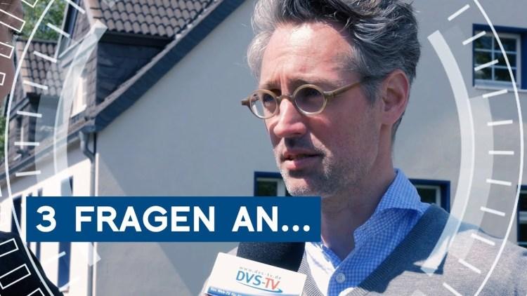 Drei Fragen an Alexander Fliess, Geschäftsführer des Schweißzusatzherstellers Fliess | METAL WORKS-TV