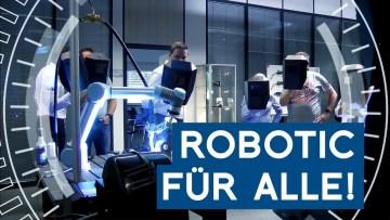 Fachtagung Robotic für alle! | Abicor Binzel | METAL WORKS-TV