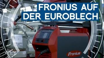 Fronius: Vorbericht zur EuroBlech 2018 | METAL WORKS-TV