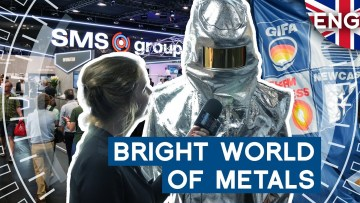 Highlights of Metec, Gifa, Newcast, Therm Process 2019 in Düsseldorf   METAL WORKS-TV International