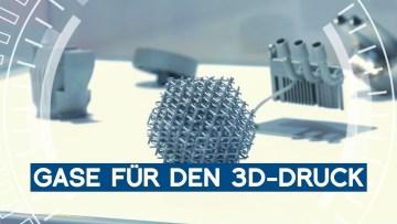 Messer liefert Gase für den 3D-Druck | METAL WORKS-TV
