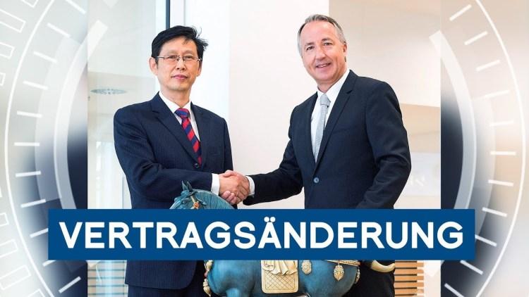 SCHWEISSEN & SCHNEIDEN: Messe Essen verlängert Vertrag mit asiatischem Branchenverband | METAL WORKS-TV