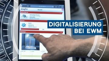 Welding 4.0: Digitalisierung bei EWM | Euroblech 2018 | METAL WORKS-TV