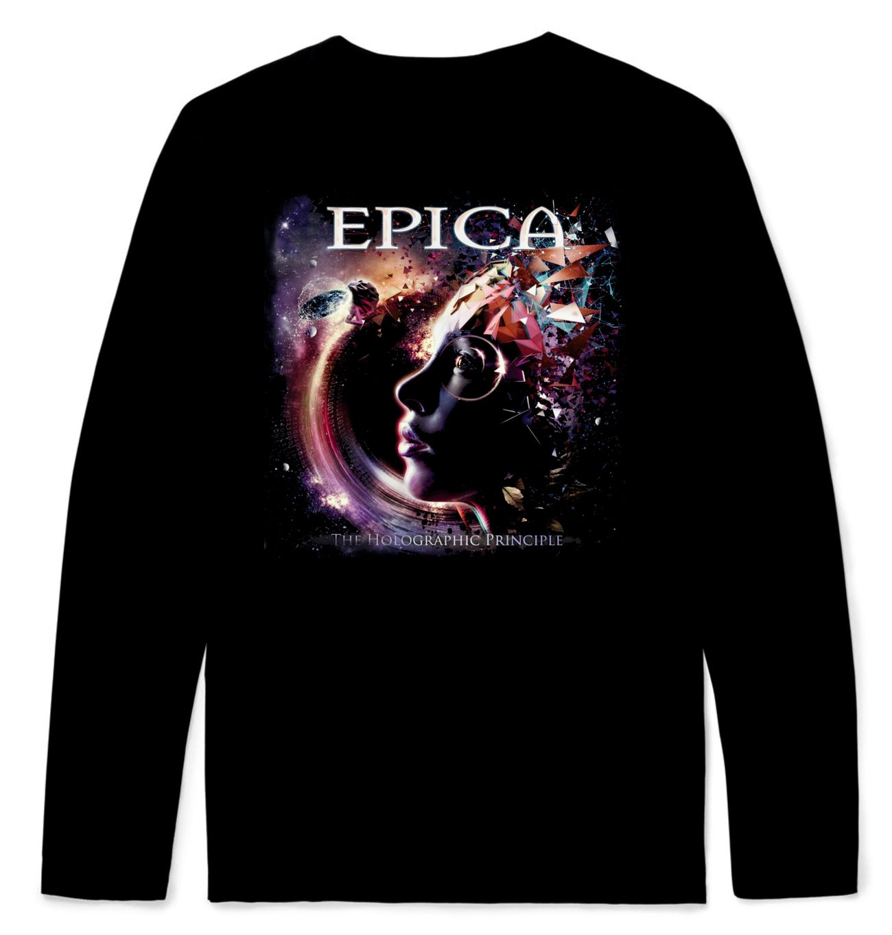 T-shirts The Holographic Principle T-shirt Epica