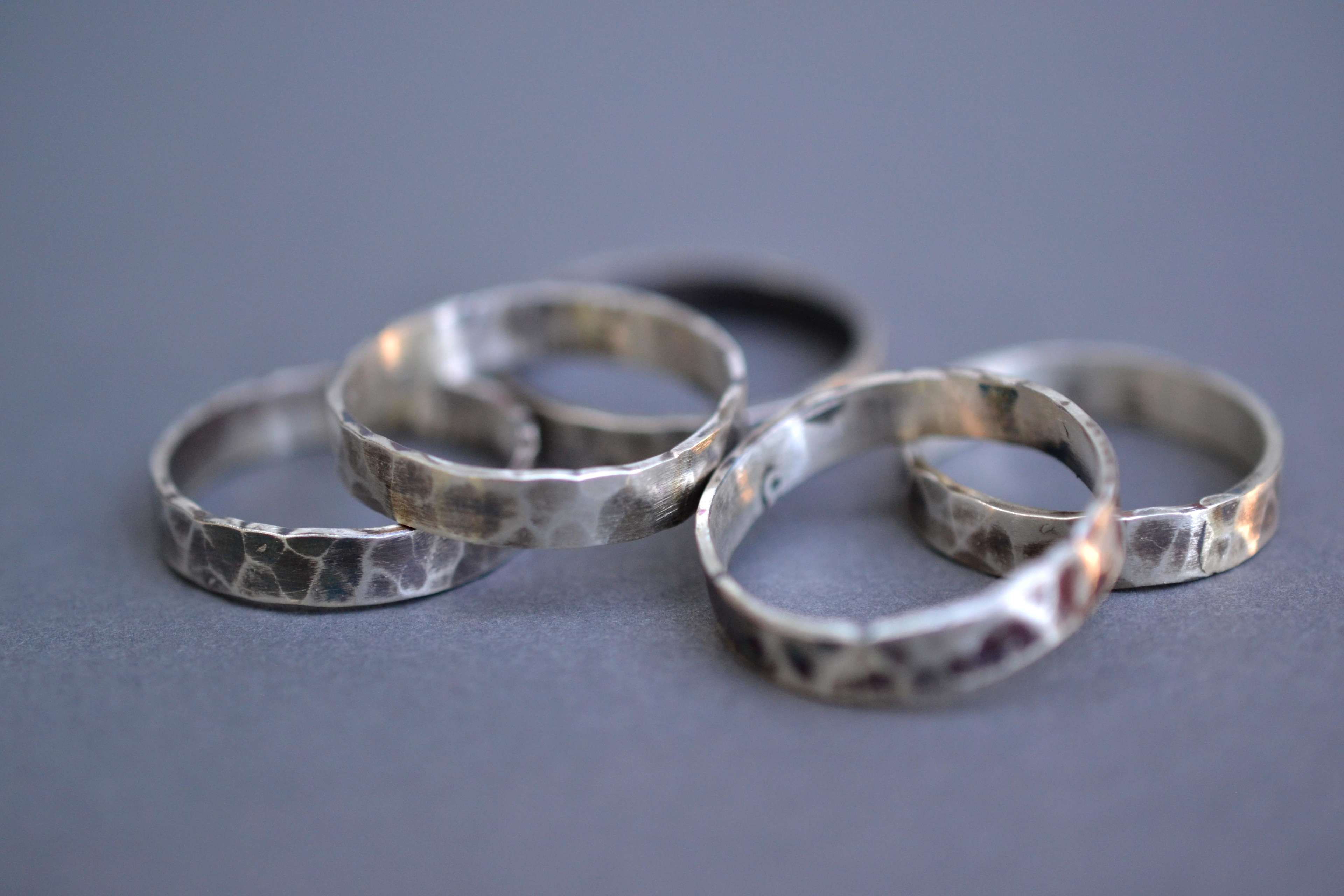 Rustic Textured Band