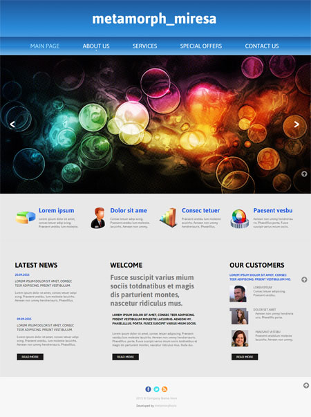 Best in web design