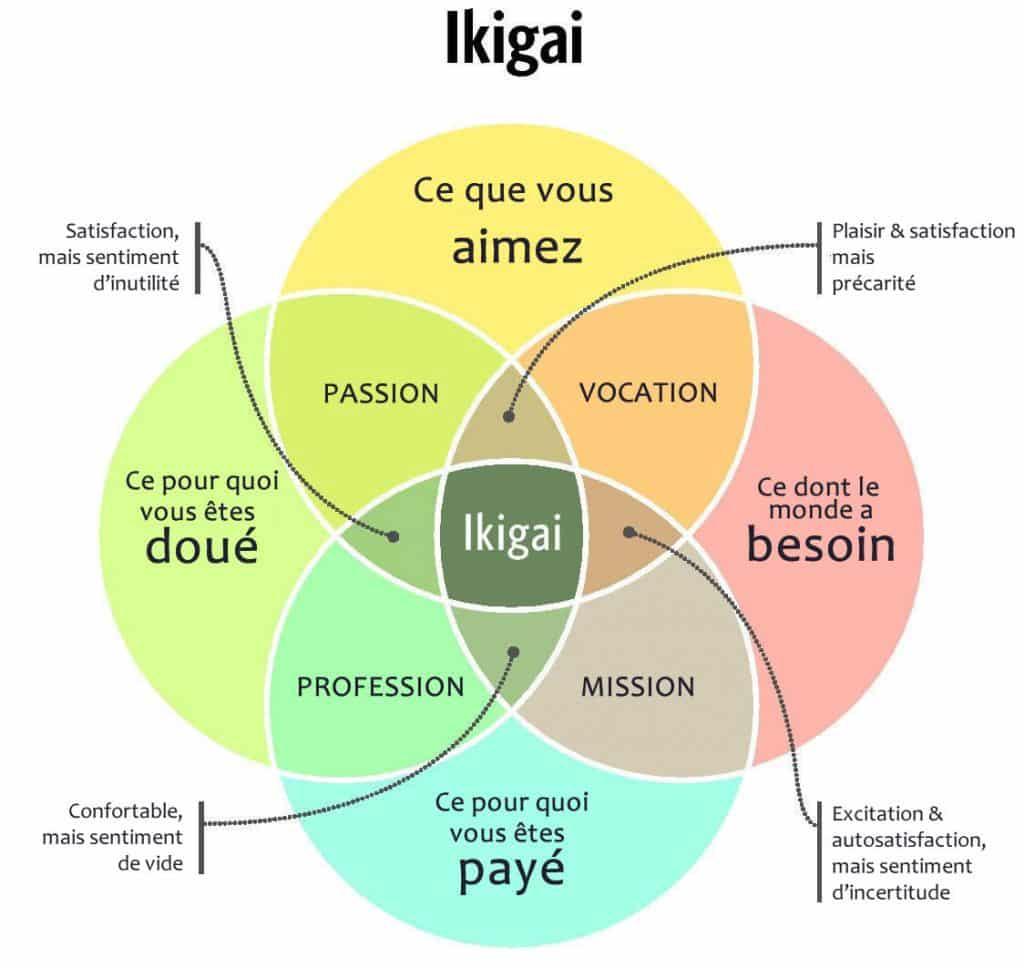 Ikigai : la recette japonaise du bonheur