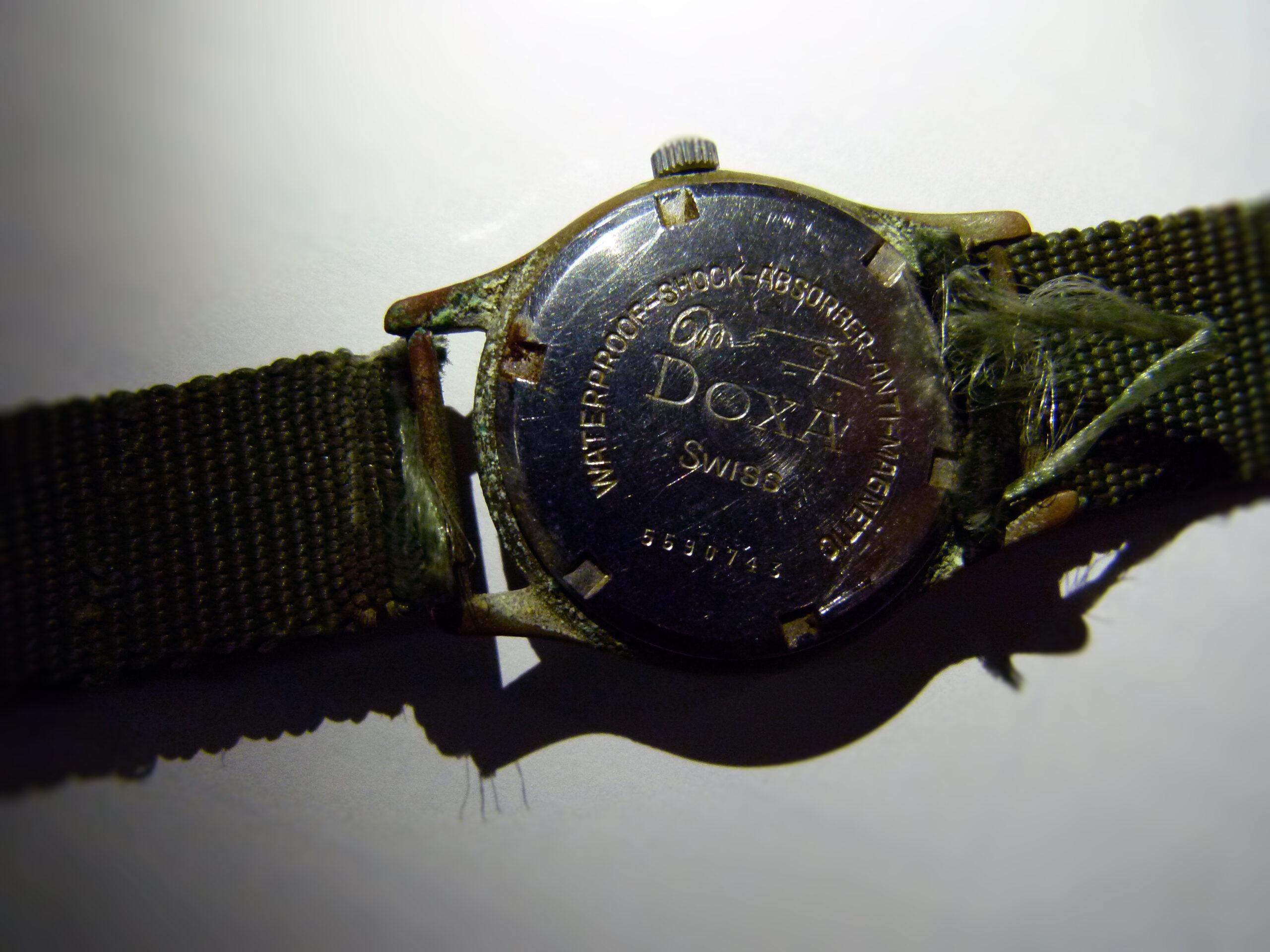 השעון בחתימתו של או-נו