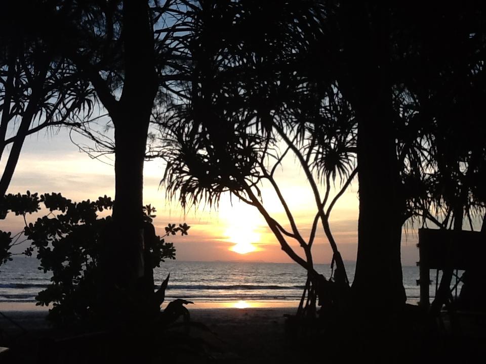 החוף בקו-פאיאם