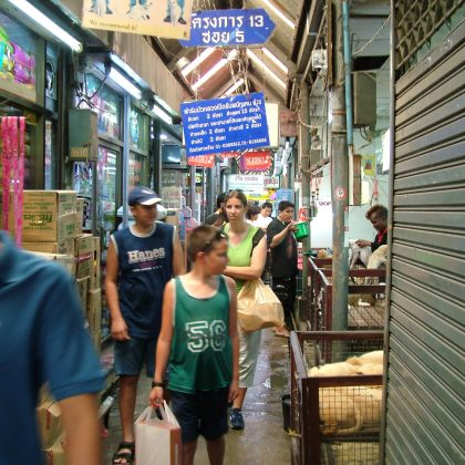 המקום שלא תרצו בשום אופן לפספס – שוק יום ראשון בבנגקוק – פוסט מעודכן נובמבר 19