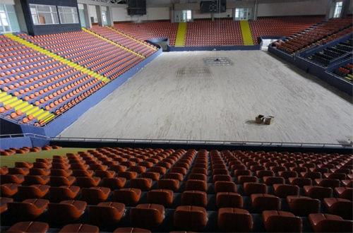 Mamak Arena Kapalı Spor Salonu / Ankara