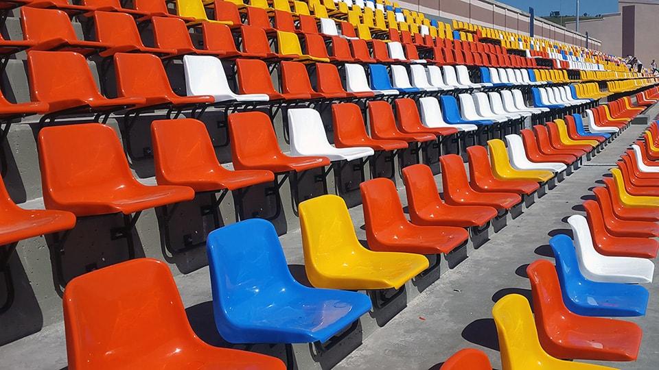 Novi Pazar Atletizm Stadyumu / Sırbistan