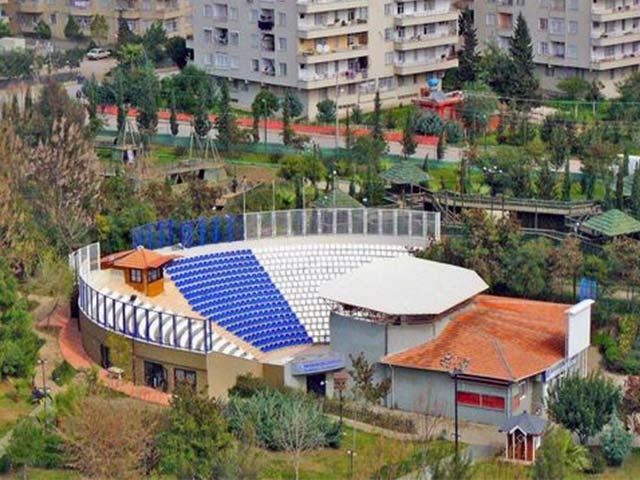 Adana Açıkhava Amfitiyatro / Adana