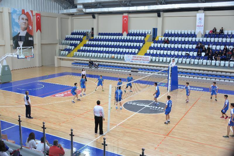 Fethiye Kapalı Spor Salonu / Muğla