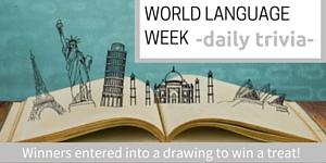 World-Language-Week