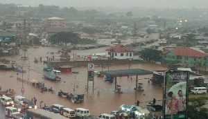 Heavy floods to hit Accra, Kasoa in March – GMet warns