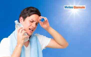 Italia INFUOCATA a oltre 40°C : meteo d'Agosto da incubo