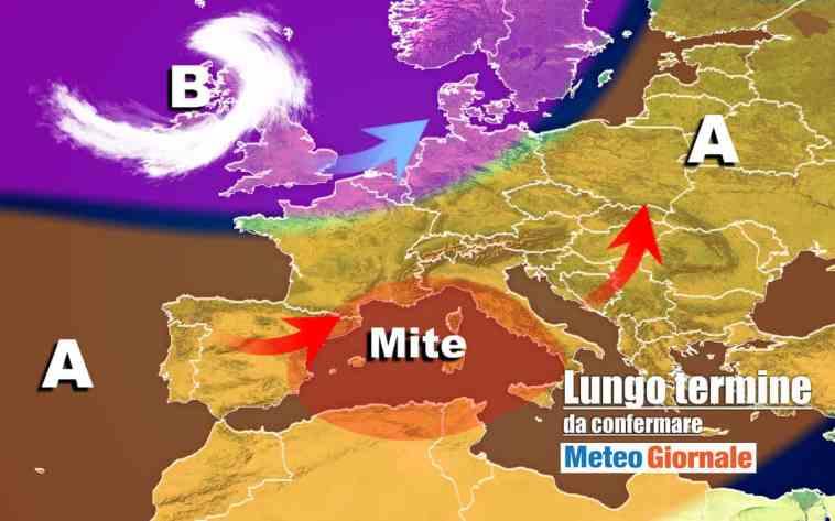 METEO Italia al 29 Ottobre, stop PIOGGE. Pausa dell'Autunno
