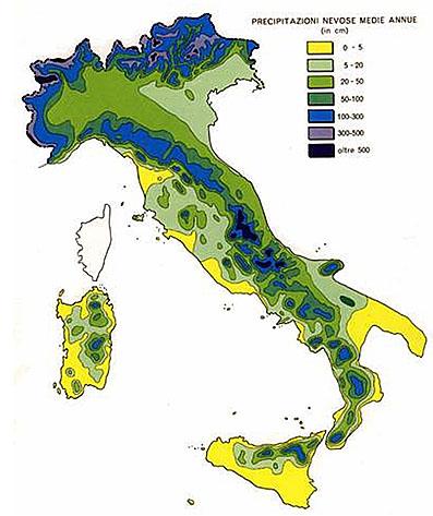 Record neve Capracotta