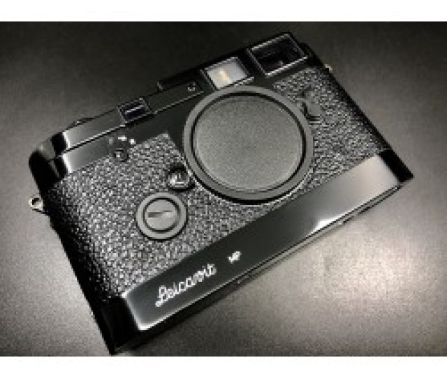 Leica Mp Lhsa Special Edition Black Paint