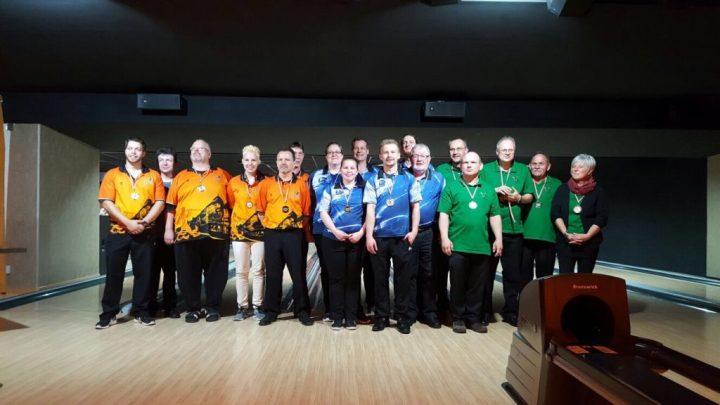 Foto der Sieger Mannschaften des 9. Spieltags der Kreisklasse
