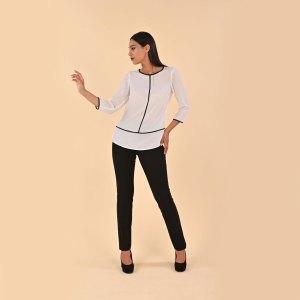 camicia tinta unita Meteore Fashion