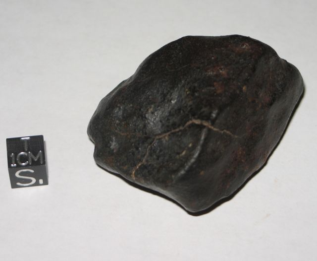 EXCELLENT 125g FUSION CRUSTED CHONDRITE