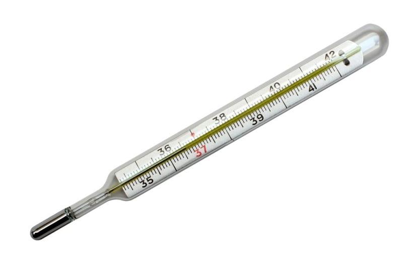 Características, usos y peligros del termómetro de mercurio