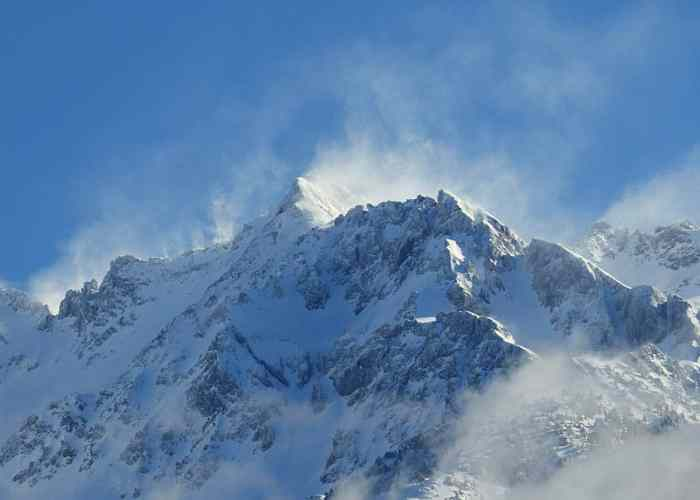 Massif de Belledonne (Isère)