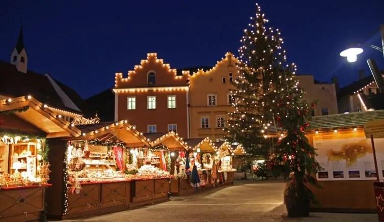 Alto Adige il fiabesco Mercatino di Natale di Vipiteno