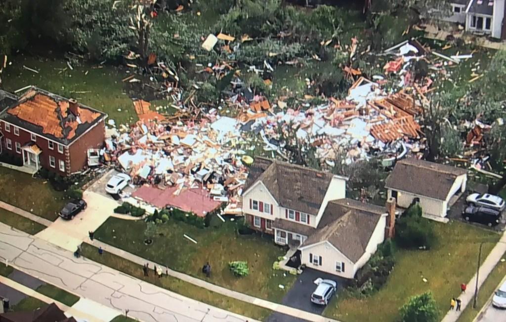 più di 100 case danneggiate e ferite [FOTO e VIDEO]