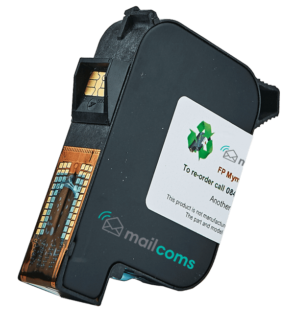 FP Mailing Mymail Compatible Blue Ink Cartridge
