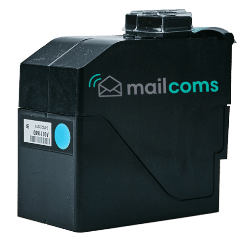 Neopost IN-600 Compatible Mailmark Blue Ink Cartridge