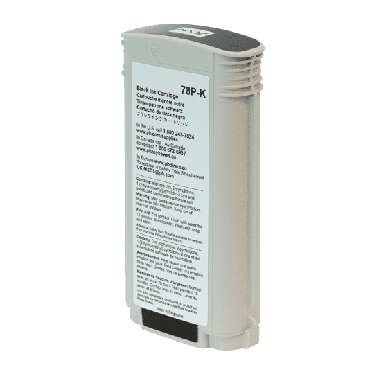 Pitney Bowes Connect+ Series Original Black High Capacity Ink Cartridge