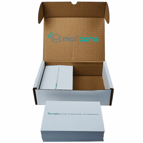 1000 FP Mailing Optimail 25 / 30 / 35 Double Sheet Franking Labels