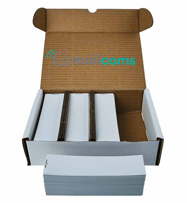 1000 Neopost IS-460 / IS-480 Single Cut Franking Labels