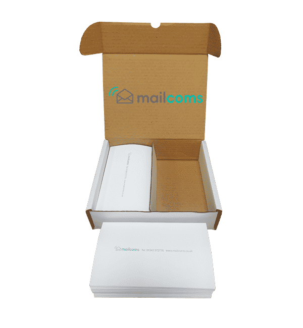 1000 Neopost IN-360 Long (175mm) Double Sheet Franking Labels (500 Sheets)